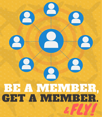 WLA Be a Member Get a Member Campaign